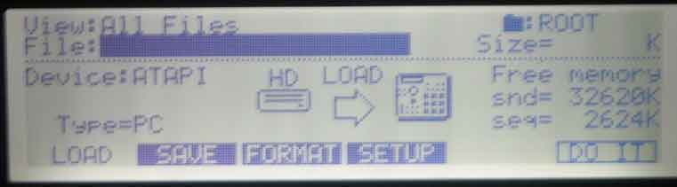 MPC Screen